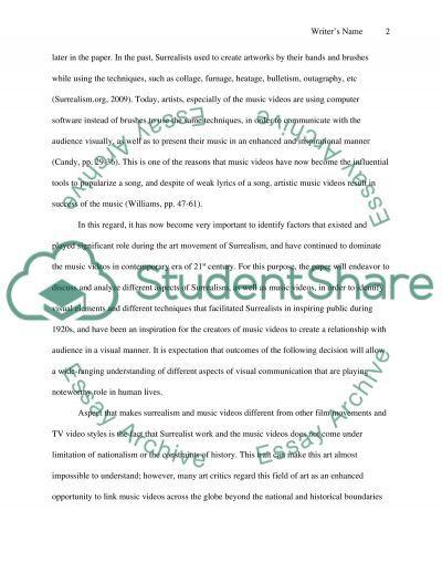 Visual Communication essay example