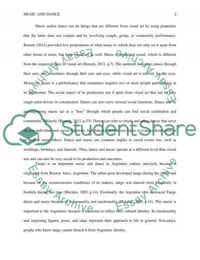 Humanities Assignment
