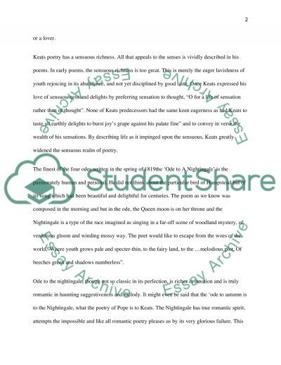 poetry explication essay assignment Sometimes an assignment will require investigating a contemporary poem   poetry explication from the writing center, university of north.