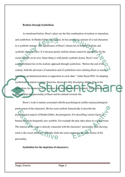 Essay About Goals In Life Tragic Drama Hedda Gabler Essays On Alcohol Abuse also Spanish Slang Essay Tragic Drama Hedda Gabler Essay Example  Topics And Well Written  Rogerian Essay Example