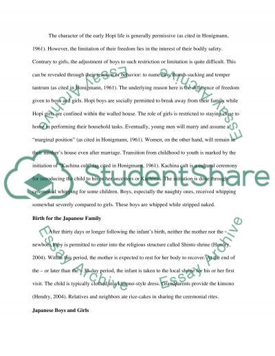 Critical Thinking Paper essay example