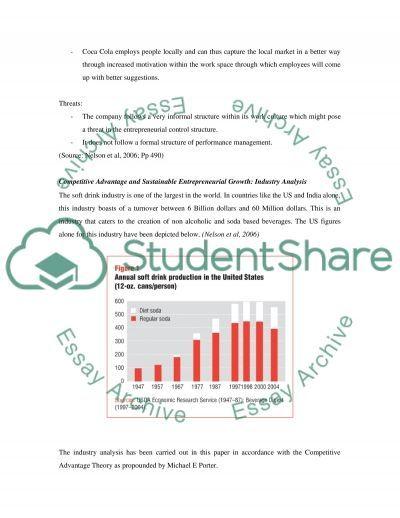 Strategic Business Plan for Coca Cola essay example