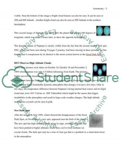 Neptun essay example