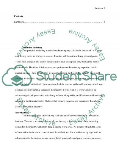 PMP essay example