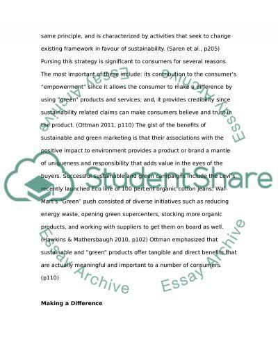 Adding value through marketing essay example