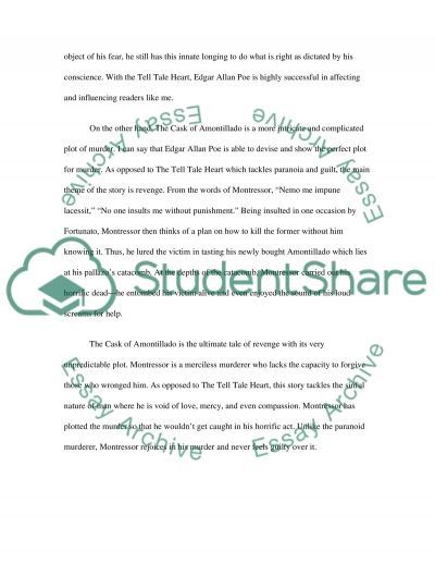 English reading and writing essay example