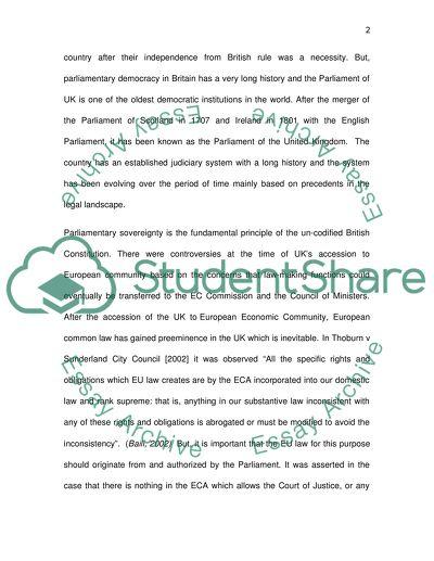 Differential association essay