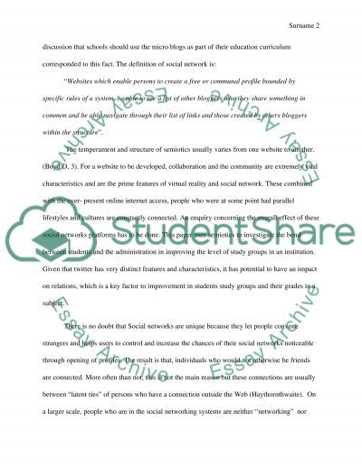How Has Twitter Changed Communication essay example