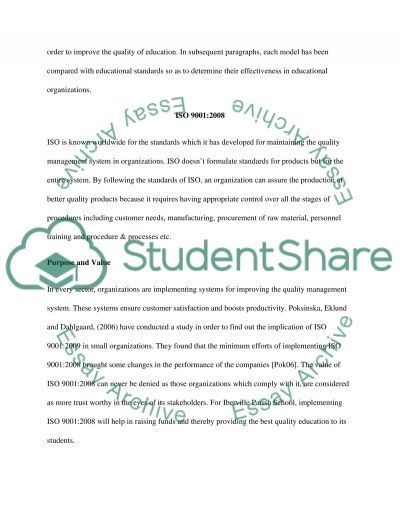 Education Planning and Development: Monitoring and Evaluating New Programs essay example
