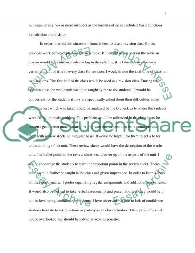 The responsibility of being a teacher essay example
