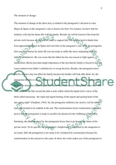 Romeo And Juliet English Essay Barn Burning Critical Essays Thesis Statement Essays also Business Plan Writers In Baltimore Md Barn Burning Critical Essays Custom Paper Example   Words  Buy An Essay Paper