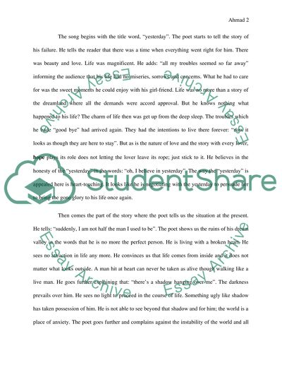 Writing High School Essays Explication Of A Song Essay Papers Online also Reflection Paper Example Essays Explication Of A Song Essay Example  Topics And Well Written Essays  Sample Essay Topics For High School