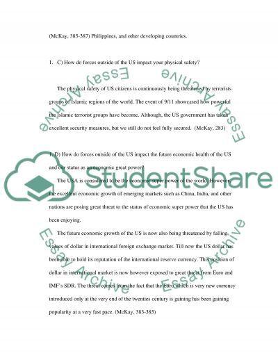 Class Project Survey