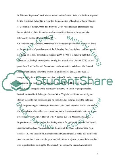 Persuasive Essays Examples For High School If The Second Amendment Protects The Right To Bear Arms Can State And  Federal Government Buy Essay Papers Online also Thesis Statement Examples For Persuasive Essays If The Second Amendment Protects The Right To Bear Arms Can State  Research Essay Proposal