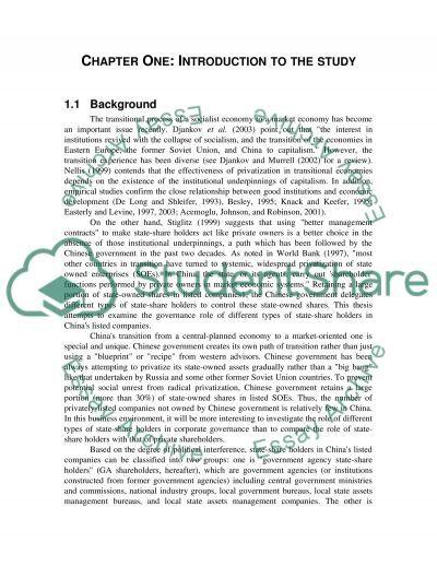 Research Paper on Economic Development essay example