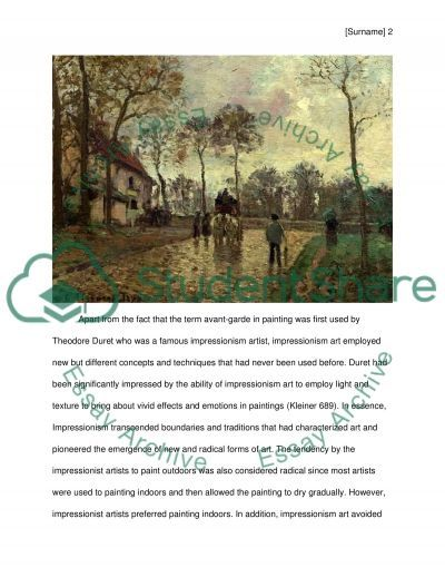 realism art movement essay The realism art movement realism was an artistic movement that began in france in the 1850s, after the 1848 revolution seeking to be undistorted by personal bias.