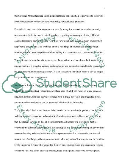 it week 5 1 essay example