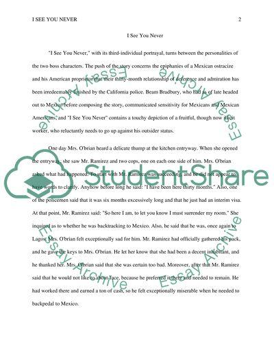 Short Story Theme