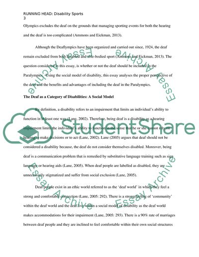 advantages of sports essay