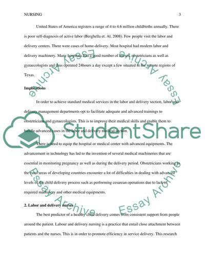 Term paper delivered online only