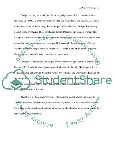 ramayana essay topics