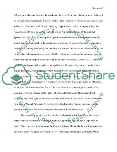 History of Medicine and Science essay example