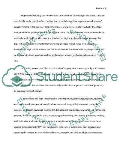 Literature Review Essay