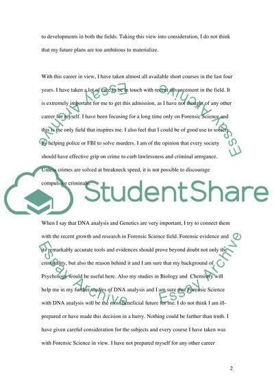 Quinnipiac admission essay