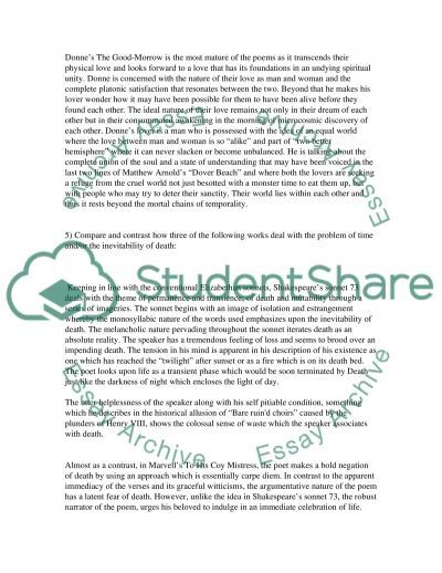 Compare and contrast how relationships between men and women essay example