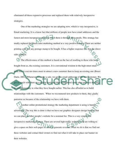 Our Current Use of Internet Technology and Recommendations for the Future essay example