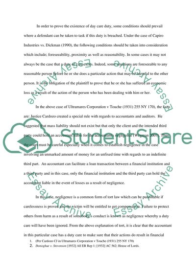 Essay Examples English Tort Law Buy Essays Papers also Good English Essays Examples Tort Law Essay Example  Topics And Well Written Essays   Words Essay For Science