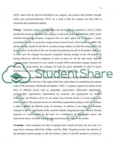 customer relationship management CRM Essay example