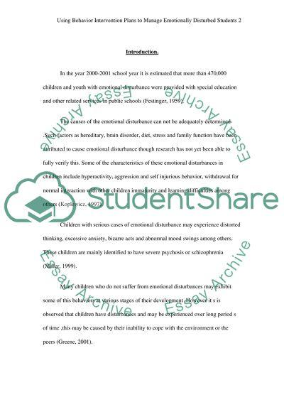 Essay proposal mla format