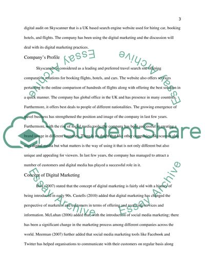 digital revolution essay