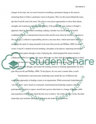 leadership style essay Leadership style is determined by the leader's power  that there was a connection between leadership styles and creativity leadership style shows the.