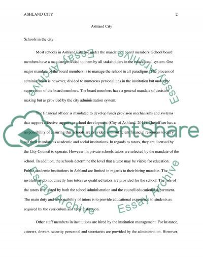 Assignment2-503 essay example