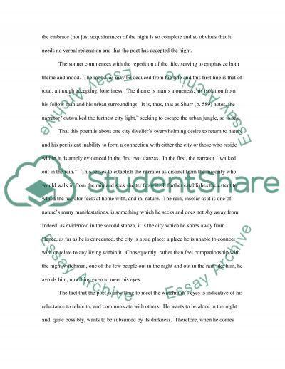 Robert Frosts Poetry essay example