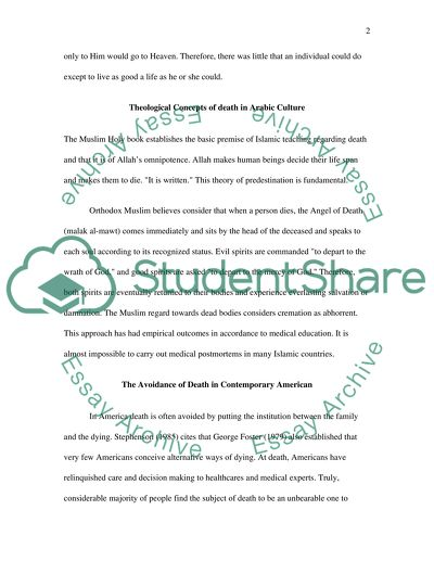 Human Behavior Research Paper