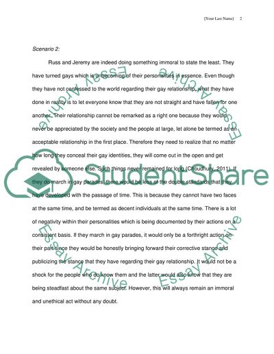 Proposal Essay Topics Ideas Ethics Political Science Essay also Buy Essay Papers Online Ethics Essay Example  Topics And Well Written Essays   Words   A Level English Essay