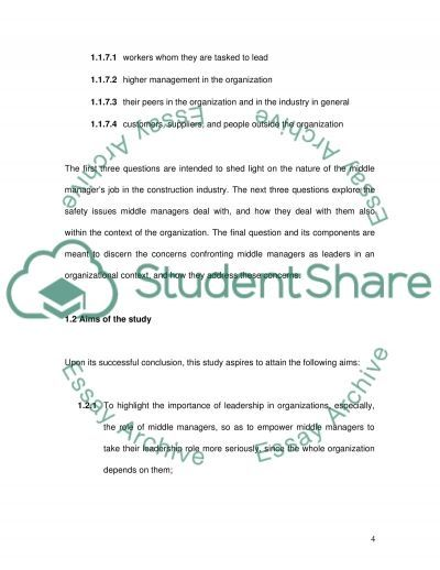 Role Of Middle Managers Essay are either fixed