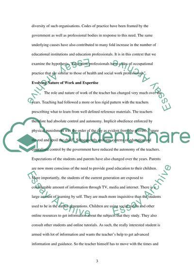 2,500 EDU essay