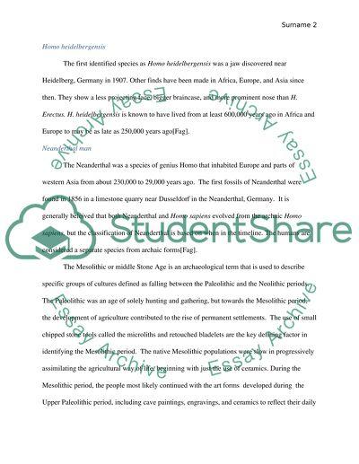 Exam/essay