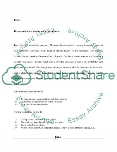 Leadership management and change essay example