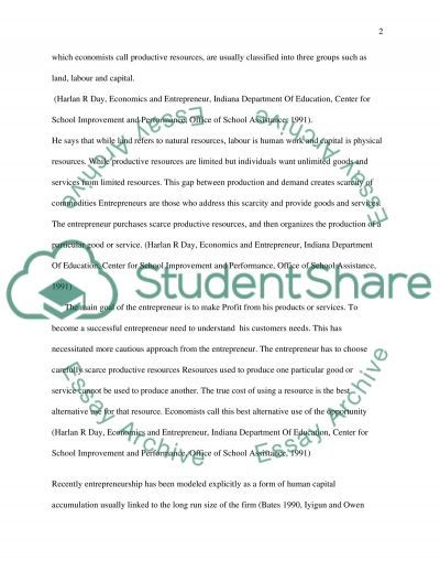 Interdependence evaluation essay example