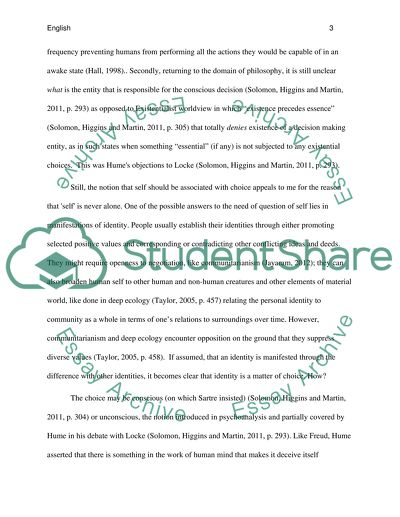 Identity Community And Conflict Essay Example  Topics And Well  Identity Community And Conflict From Thesis To Essay Writing also Essay On Science  English Example Essay