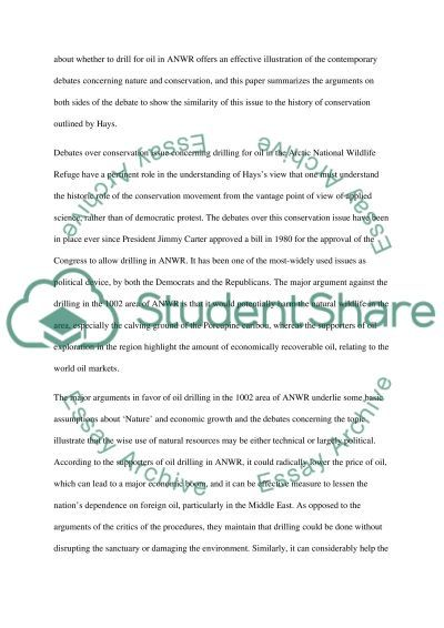 Conservation focusing on Animal Extinction Essay example