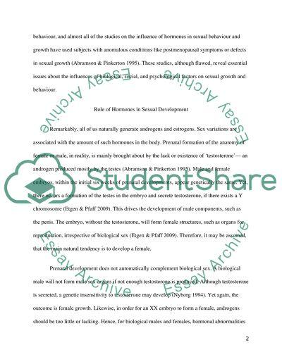 Dissertation comparative analysis