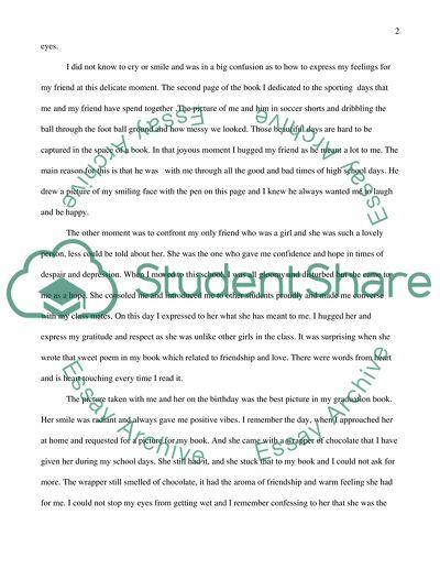 essay on my last day at school wikipedia