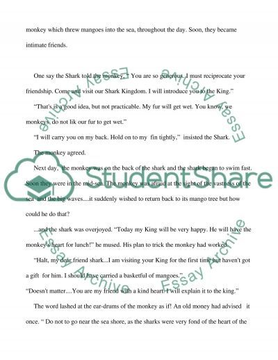 Writting paper essay example