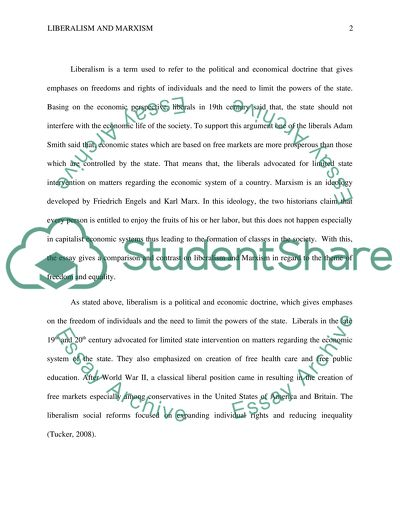 Catcher In The Rye Essay Thesis Compare And Contrast Liberalism And Marxism In Regard To The Theme Of  Freedom And Equality Essay On Business Ethics also College Essay Paper Format Compare And Contrast Liberalism And Marxism In Regard To The Theme  Reflective Essay Sample Paper